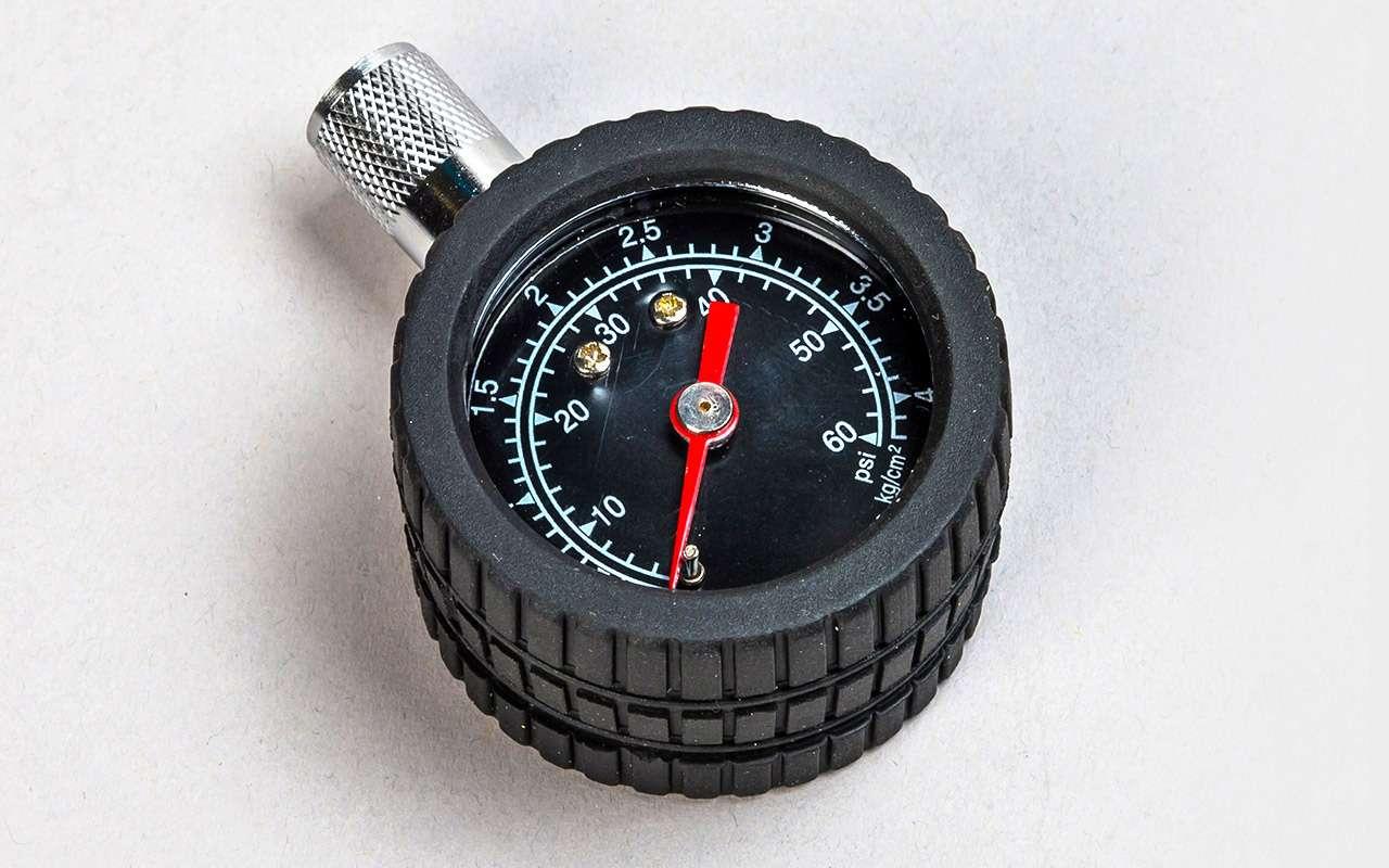 Выбираем шинный манометр— подешевле ипоточнее— фото 900983