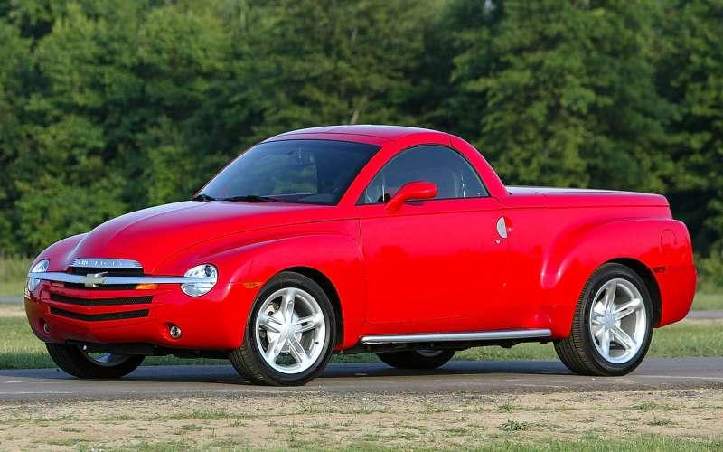 Chevrolet SSR, 2003-2006