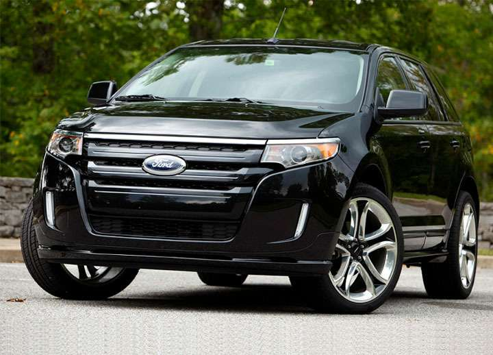 no copyright ford edge2013