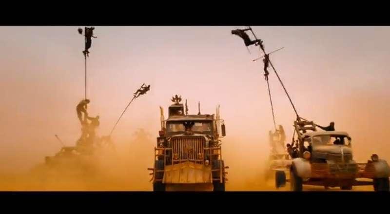 Представлен новый трейлер продолжения «Безумного Макса»