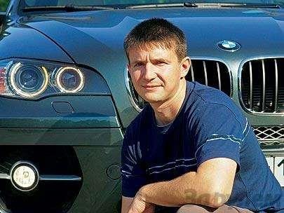 Тест Infiniti FX45, BMW X6: Позакону альбиносов, или Приятные исключения— фото 89573