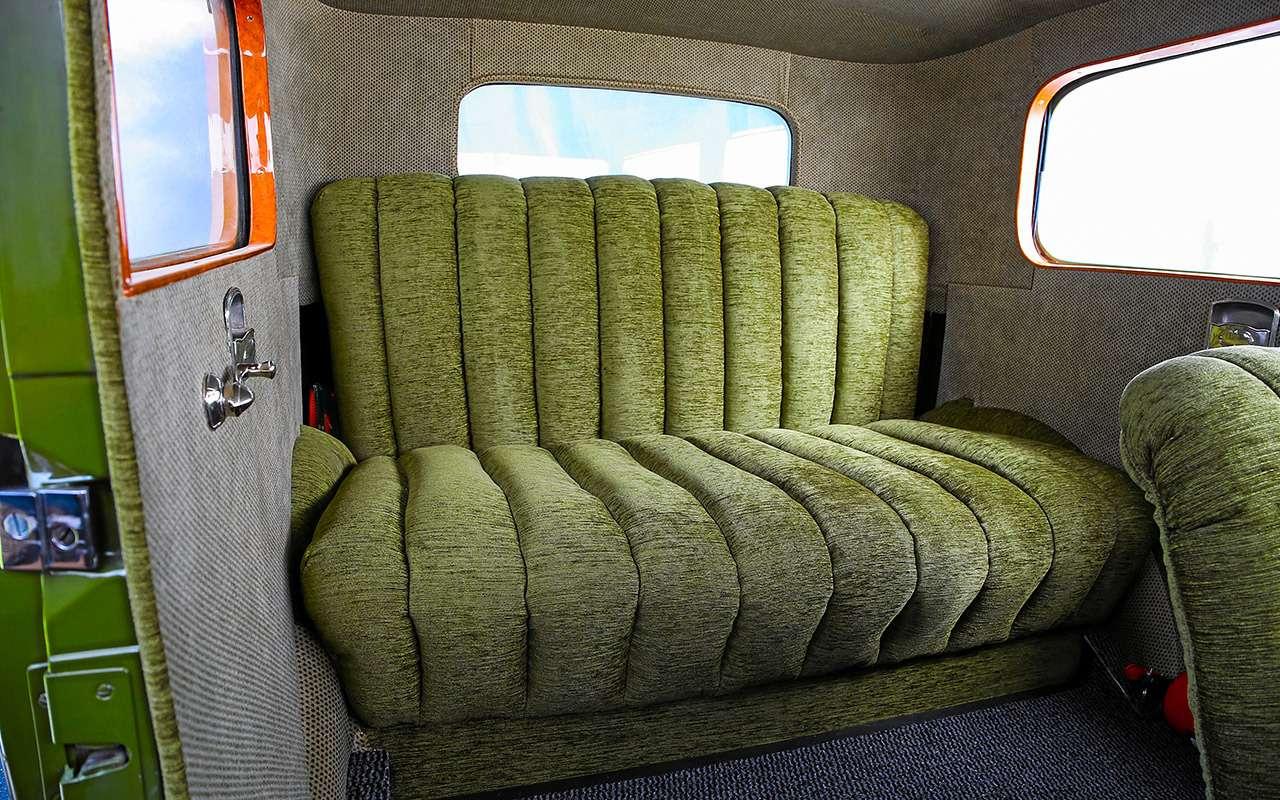 Ретромобиль Buick 40как лекарство отдепрессии— фото 934453