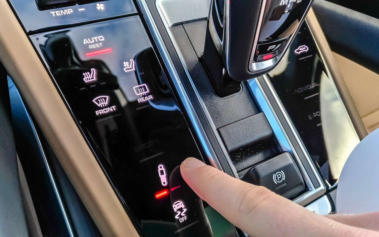 Porsche Cayenne третьего поколения— тест-драйв ЗР— фото 834164