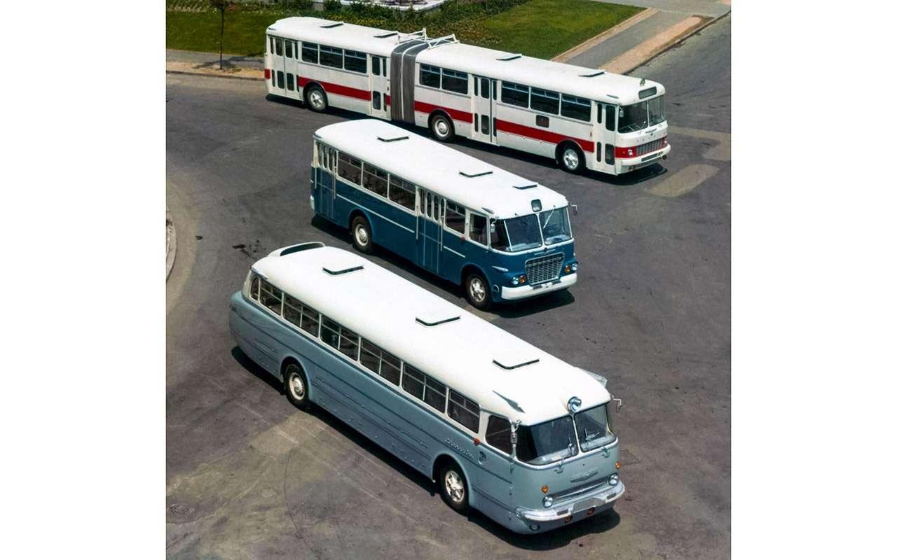 Любимые венгерские автобусы— выихпомните?— фото 1209246