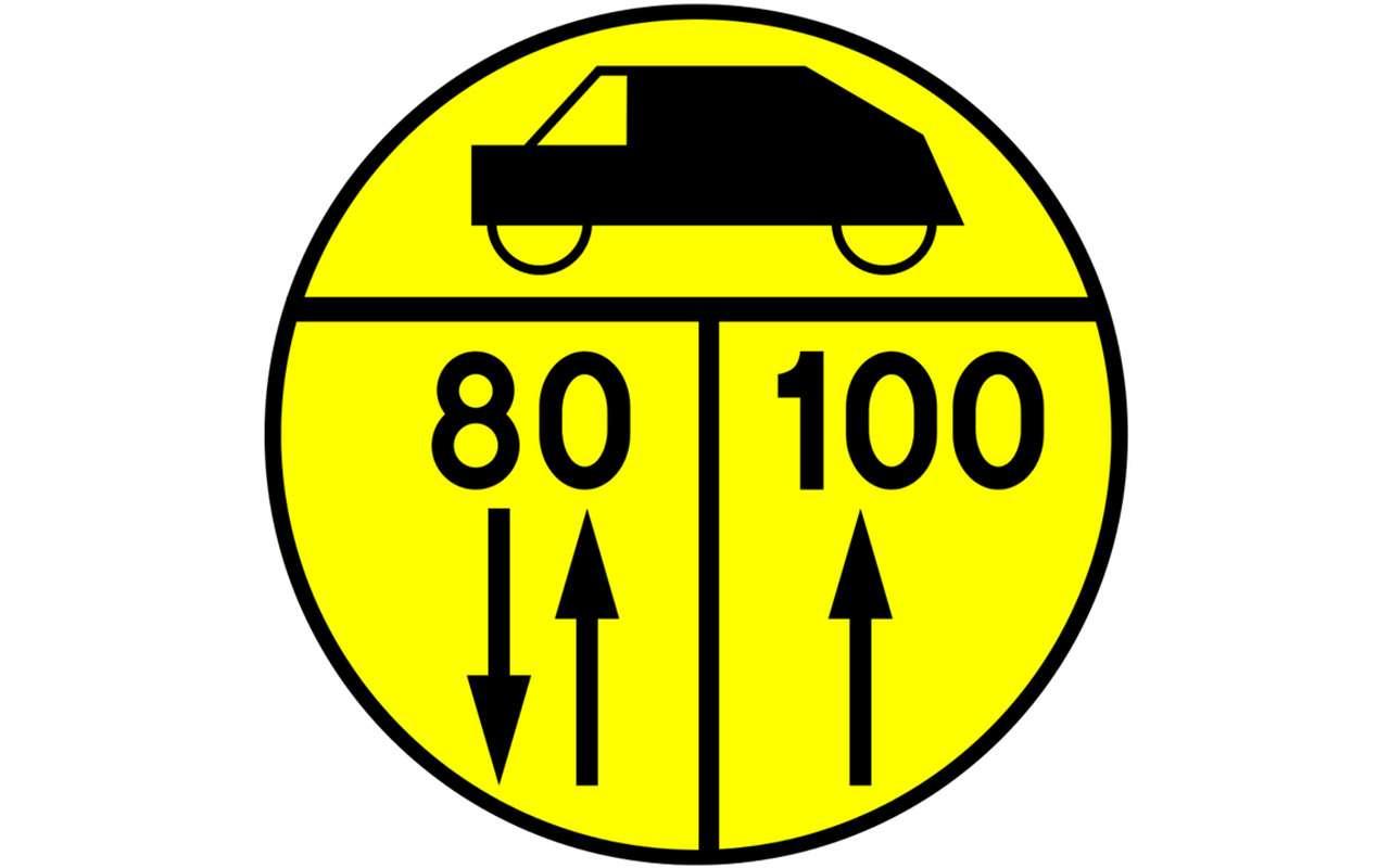 В Европе появились новые дорожные знаки. Что они означают?— фото 871289