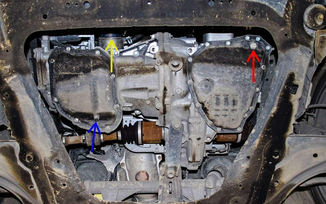 «Купил Ниссан— мучайся сним сам»!Проверяем Nissan Juke— фото 878387