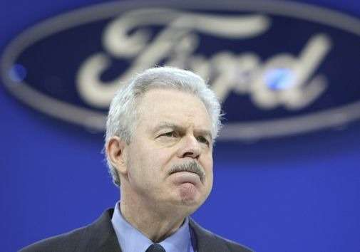 Ford Product Chief Derrick Kuzak