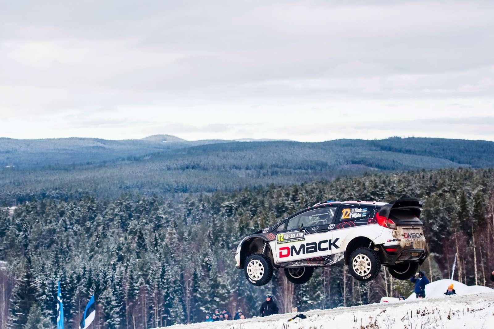 Чемпионат мира поралли  WRC: поиск антипода— фото 570668