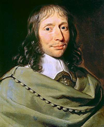 Физик Блез Паскаль (19.06.1623 - 19.08.1662 гг.) стоял у истоков французского общественного транспорта. Источник: wikipedia