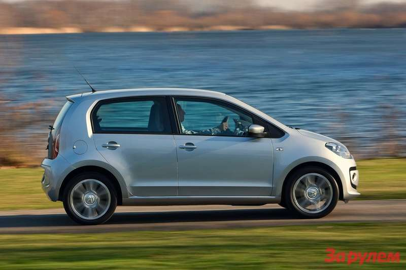 Volkswagen Up 4 door 2013 1600x1200 wallpaper 25