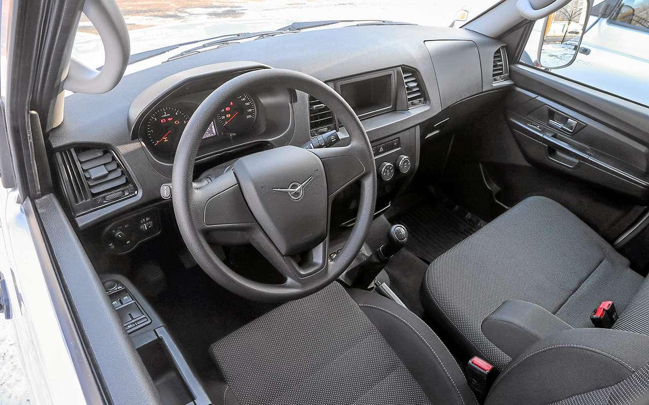 6-колесный УАЗ Профи— тест особой версии— фото 1247197