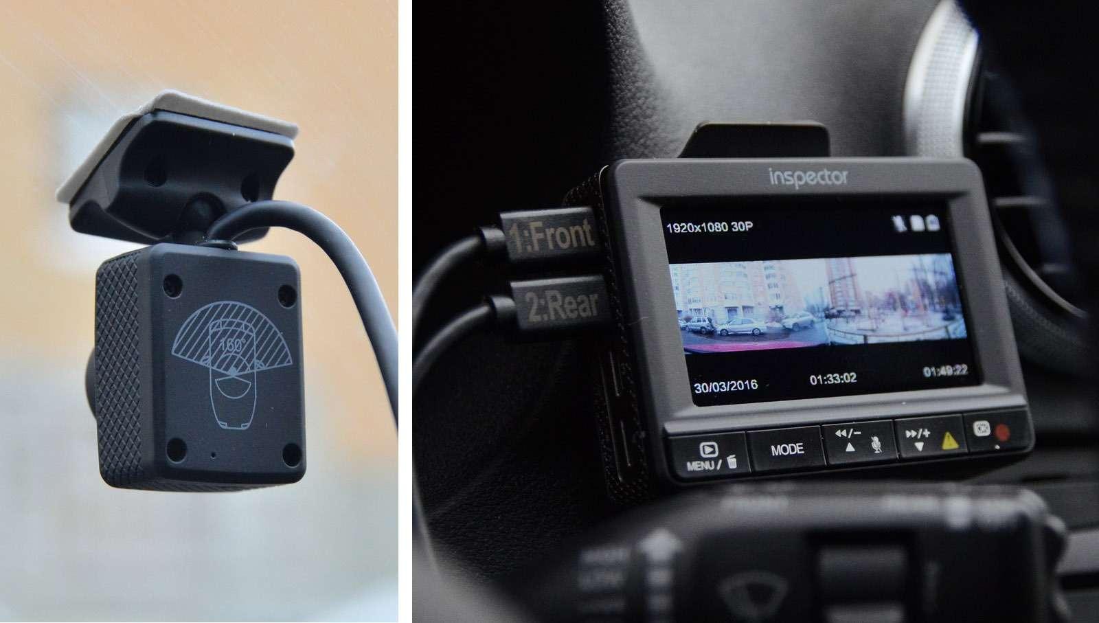 Супертест двухкамерных видеорегистраторов Full HD— фото 838407