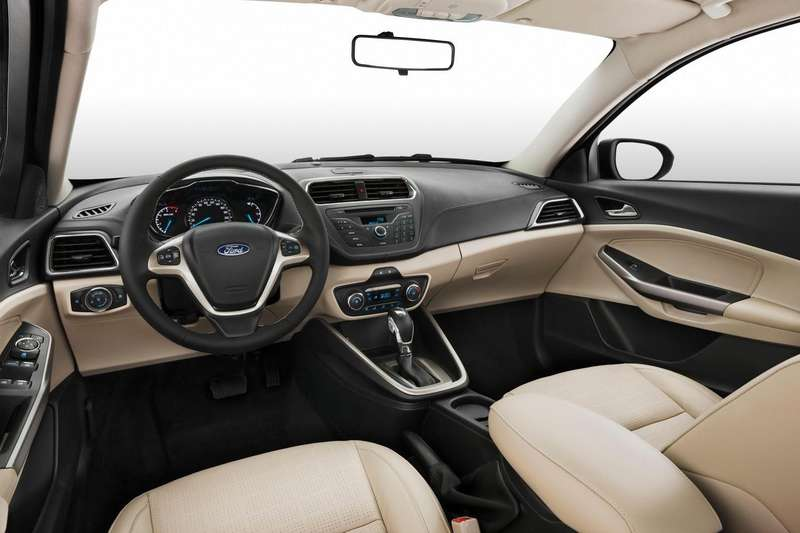 Седан Ford Escort