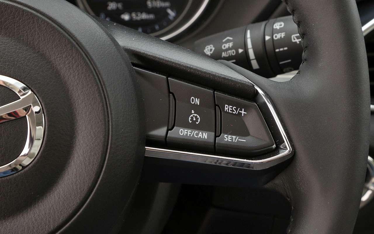 Mazda CX-5— тест-драйв пороссийским дорогам— фото 784030