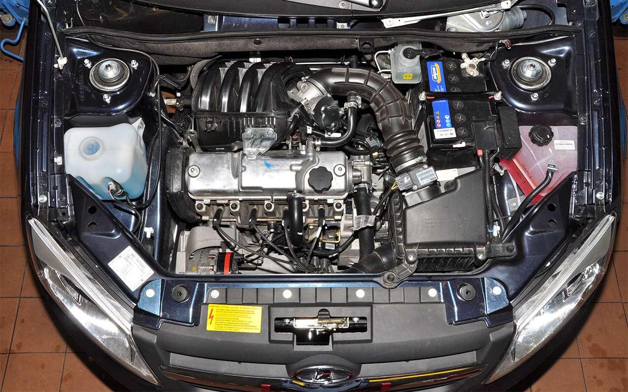 Почему мотор стал хуже тянуть?— фото 843036
