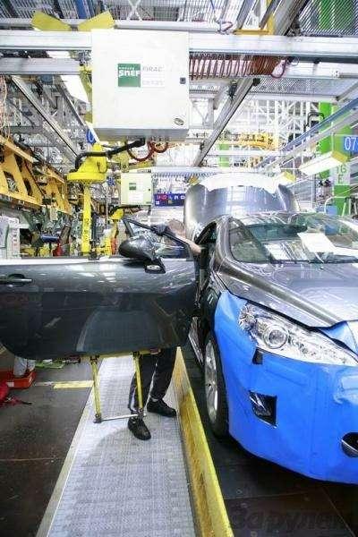 Завод Peugeot вСошо— фото 90232