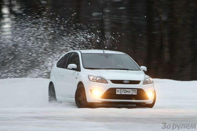 Seat Leon Cupra, Ford Focus ST: Надва лица (ВИДЕО)— фото 92020