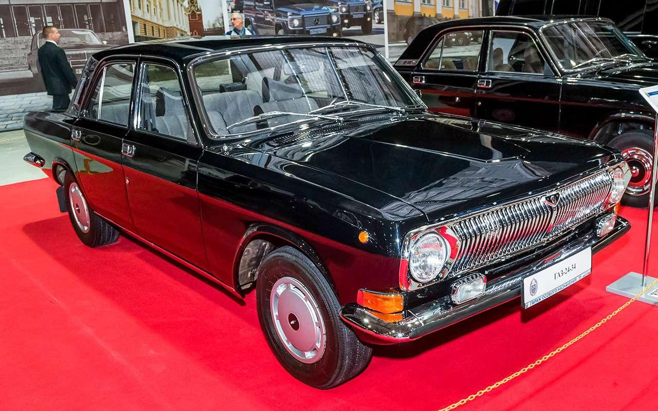 Секретная машина КГБ: ретротест Волги ГАЗ‑23— фото 1231180