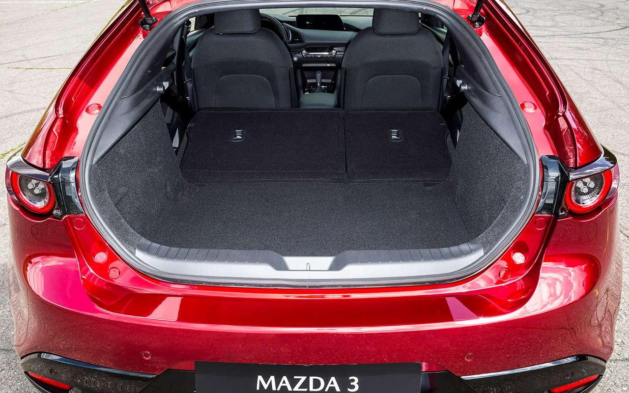 Новая Mazda 3: первый тест-драйв. Неогонь!— фото 994279