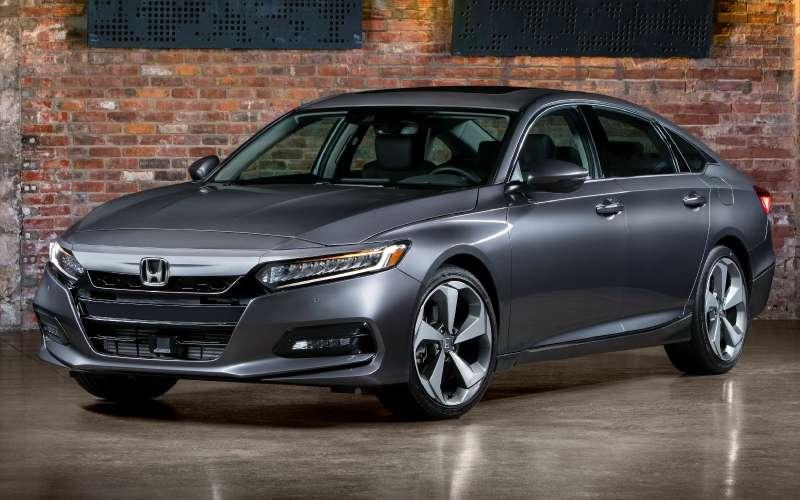 Honda Civic иHonda Accord готовятся квозвращению вРоссию