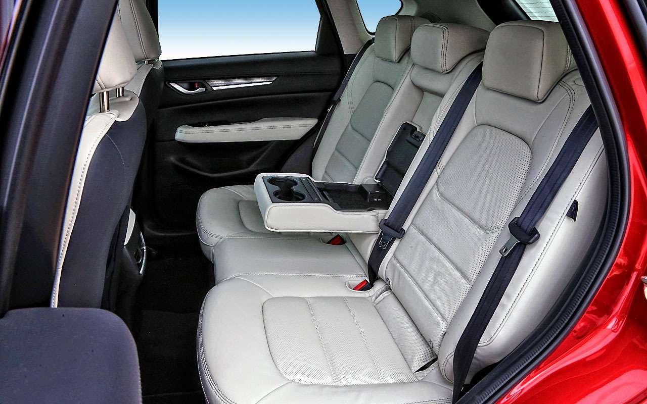 Mazda CX-5— тест-драйв пороссийским дорогам— фото 784037