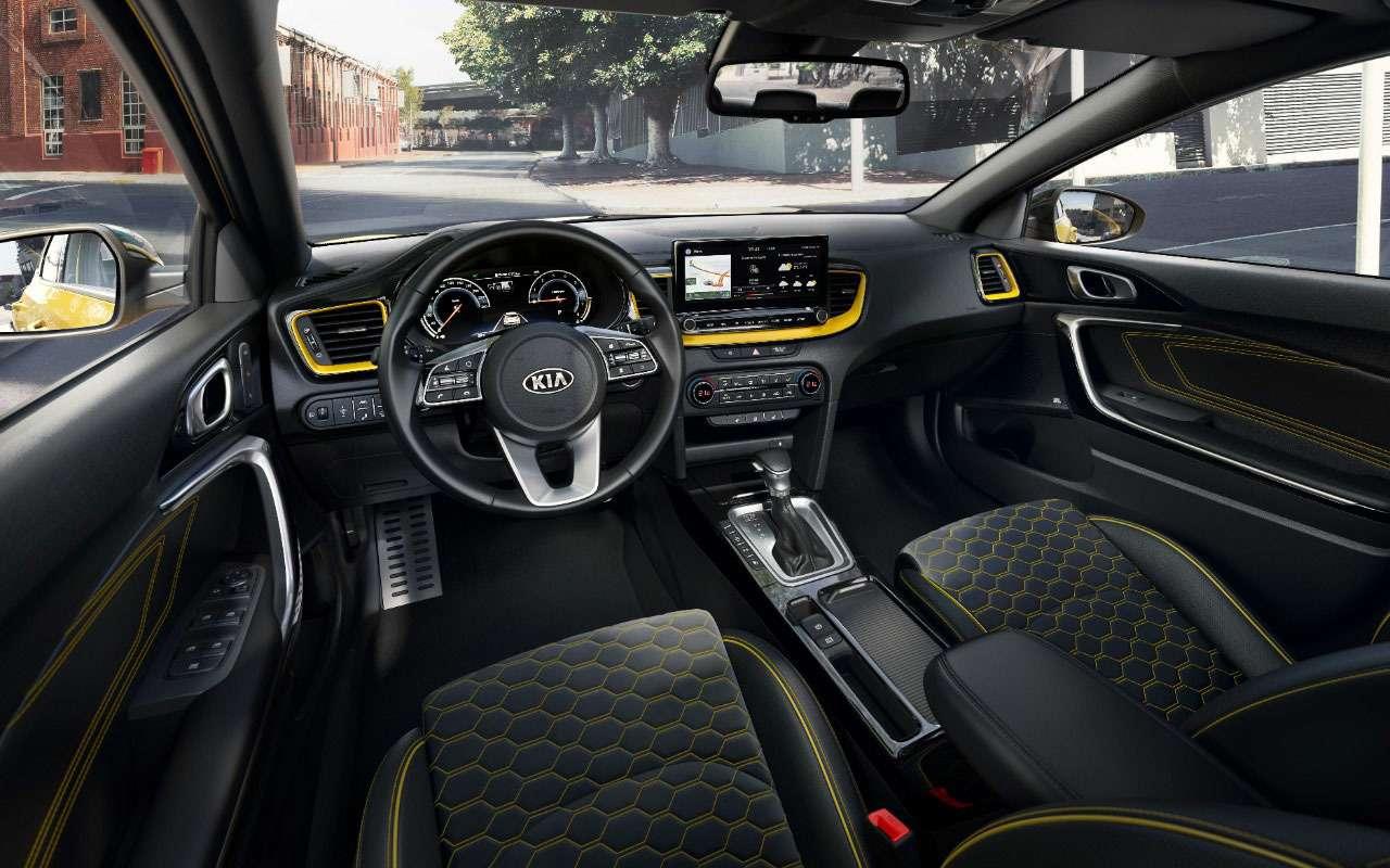 Начались продажи Kia XCeed— от1,5млн рублей— фото 1137229