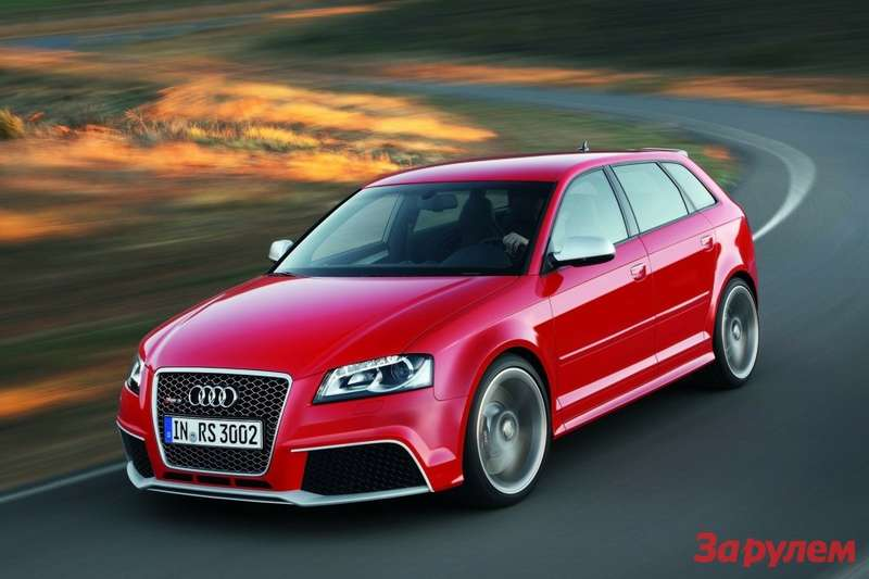 Audi RS3 Sportback 2012 1600x1200 wallpaper 02