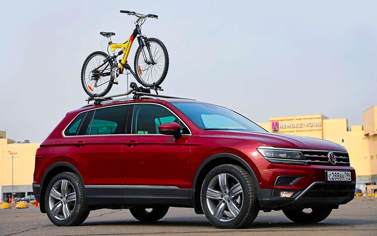Какой велобагажник лучше?— фото 867876