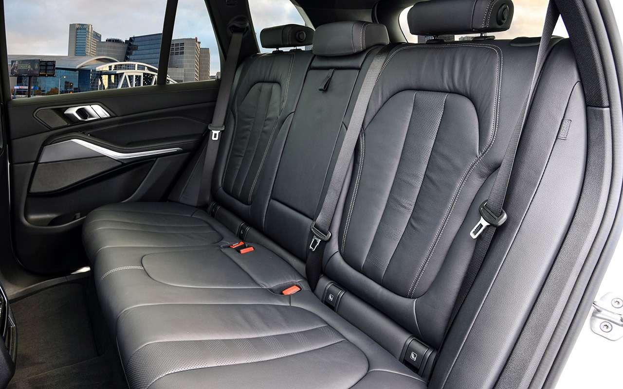 Новый BMW X5—  тест-драйв ввездеходных режимах— фото 912229
