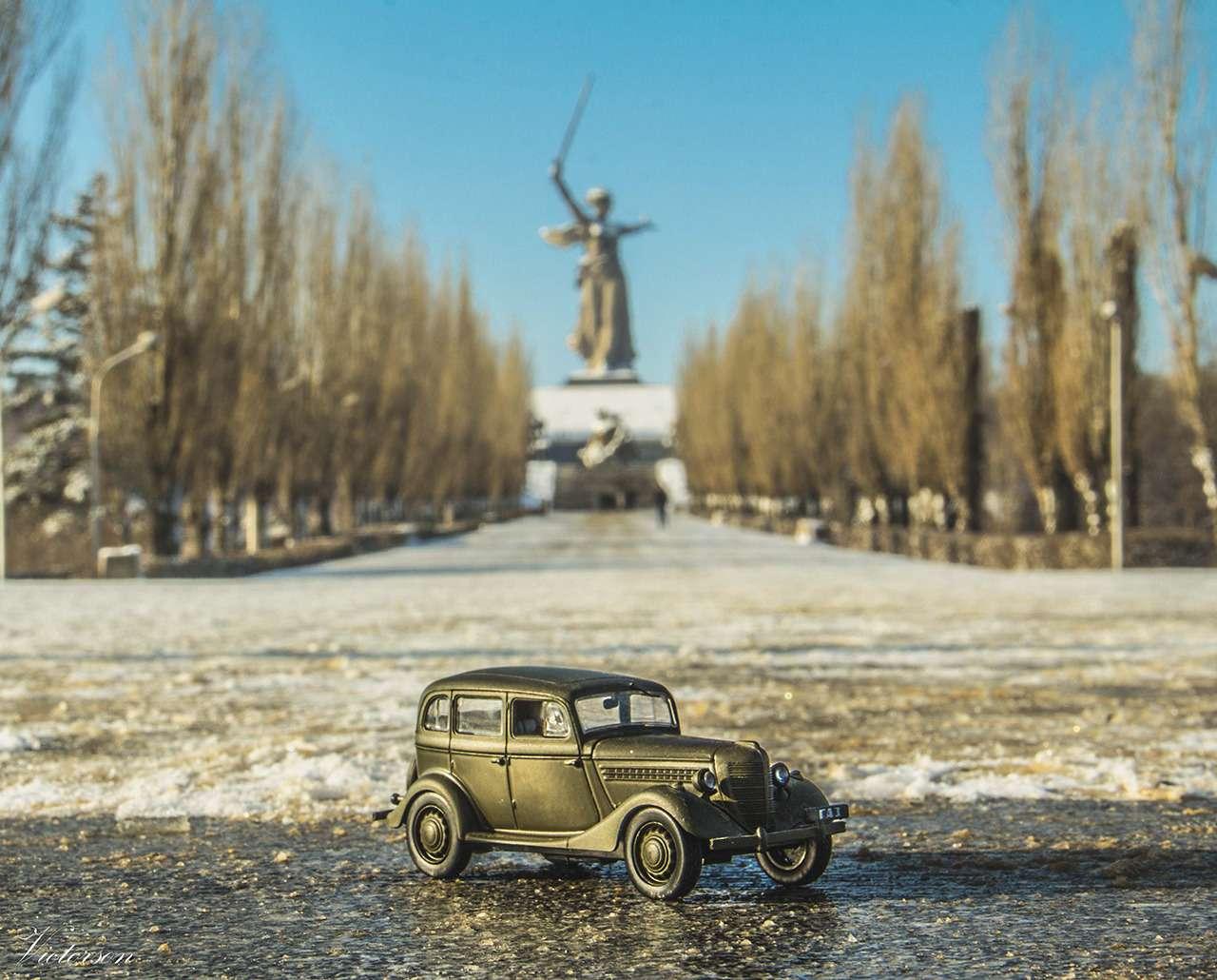 Город наладони: путешествие наминиатюрных автомобилях— фото 830431