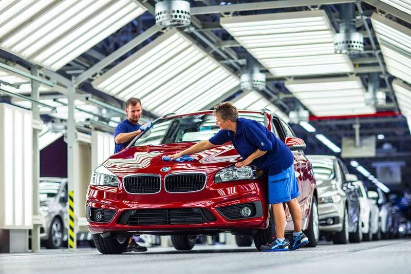 Завод BMW вРоссии: место найдено!