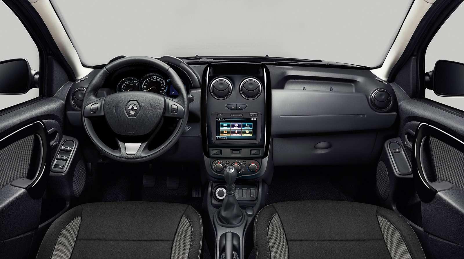 Renault Duster получил вРоссии спецсерию— фото 865768