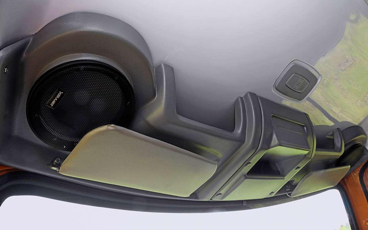 Самый дорогой УАЗ (за2миллиона)— большой тест— фото 1149789