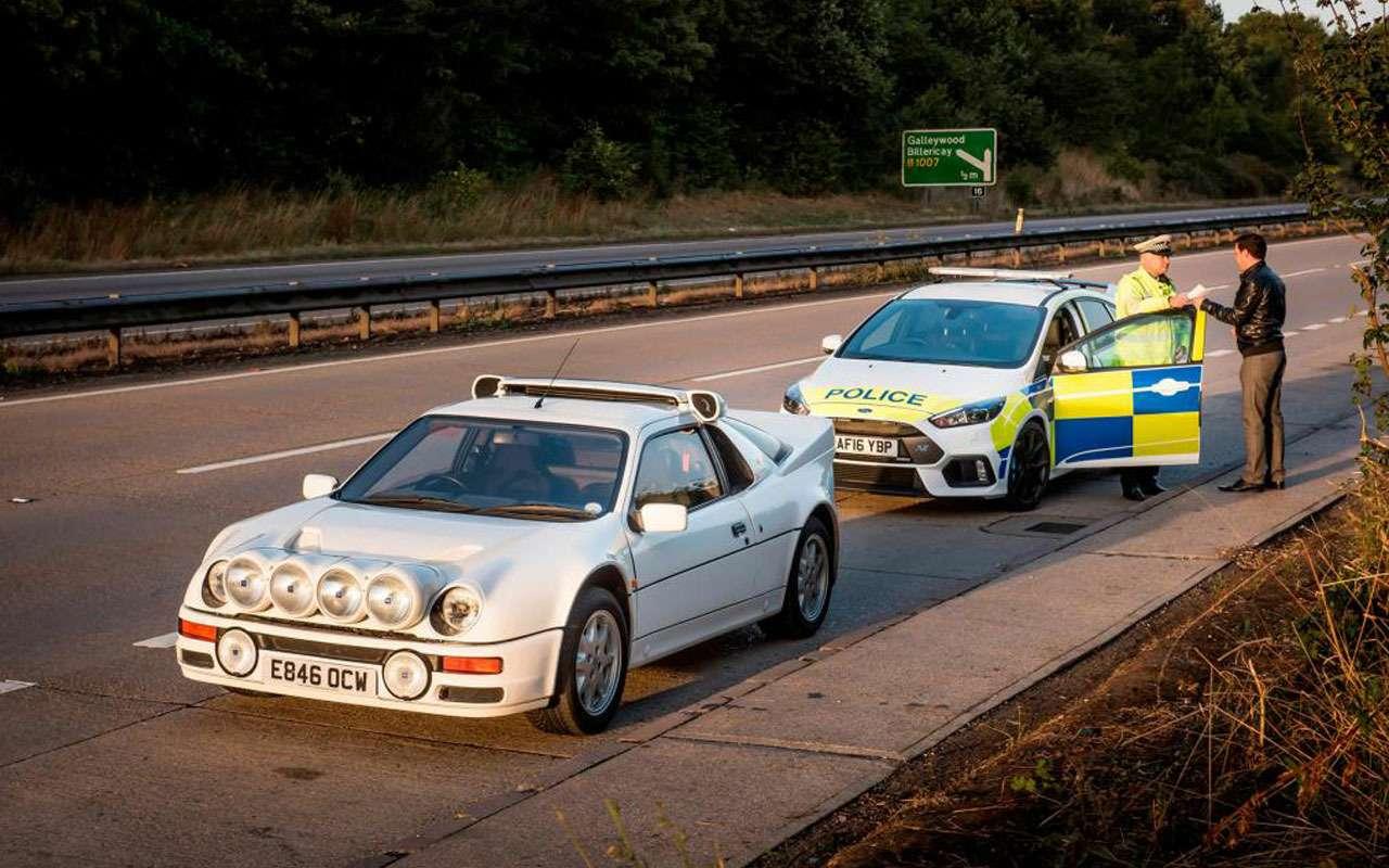 Топ-22 лучших ихудших полицейских автомобилей мира— фото 983539