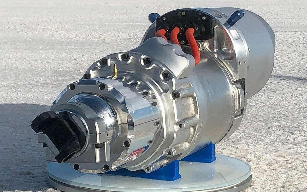 Новая разработка Теслы: 600-сильный электромотор— фото 1191523