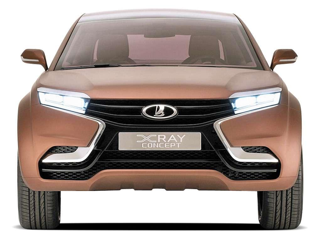 Lada-XRay Concept