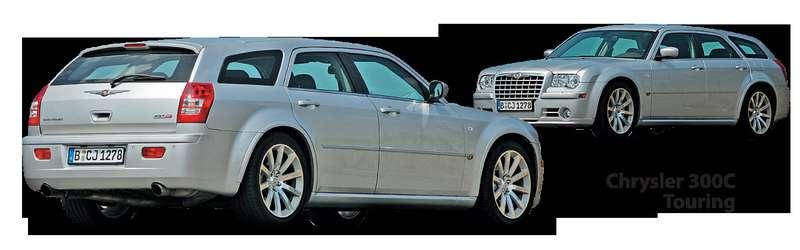 Chrysler 300С Touring