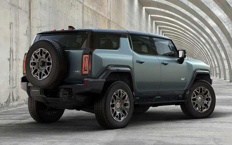 Новый внедорожник Hummer— характеристики ицены