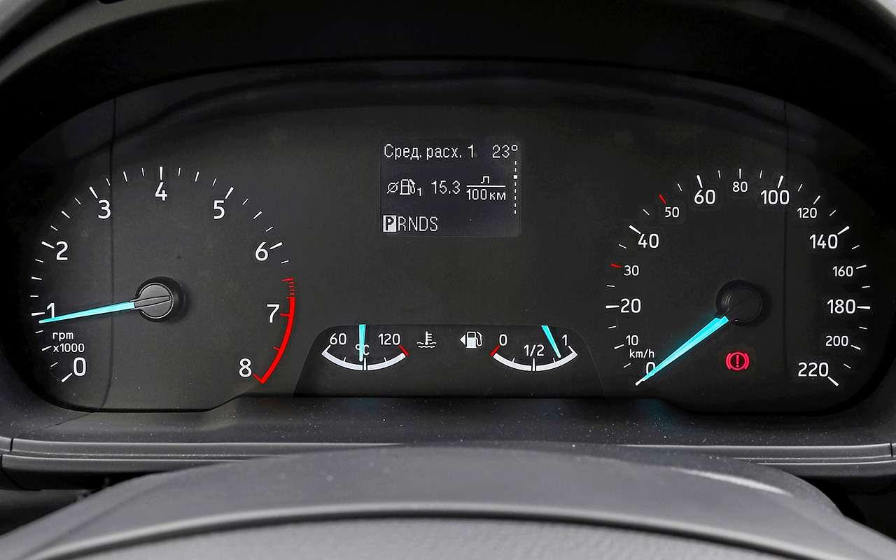 Большой тест кроссоверов: обновленный Ford EcoSport иконкуренты— фото 911179