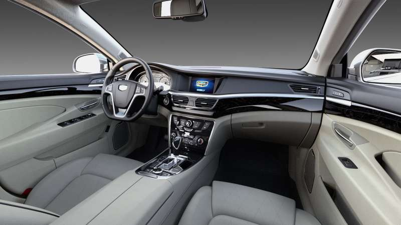 Geely GC9 Individual