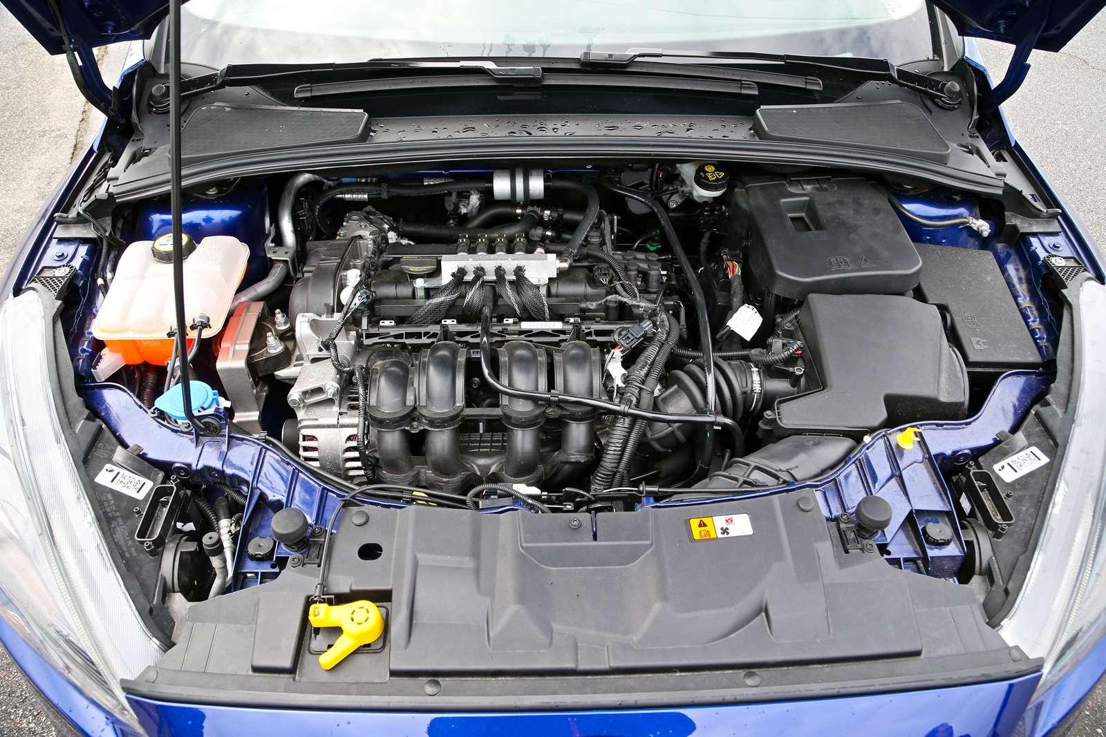 Тест Ford Focus LPG: экономим спропан-бутаном— фото 603372
