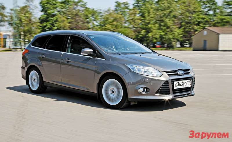 Ford Focus Wagon 2.0 TDCi PowerShift
