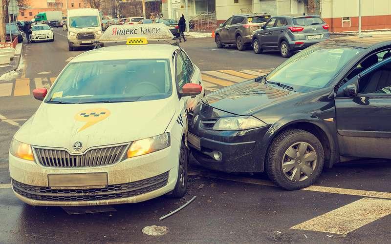 Агрегаторы такси возьмут насебя расходы поДТП (ноневсе)