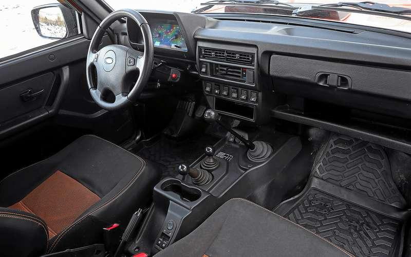 Обновленная Lada 4x4: что вней реально изменилось