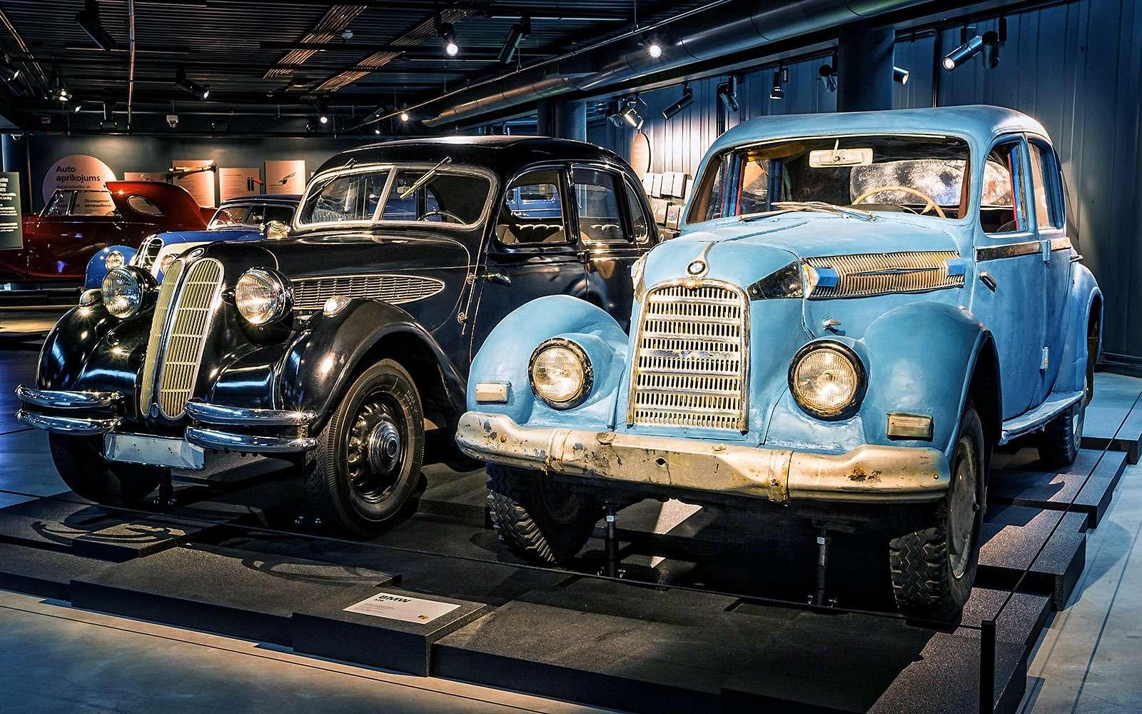 Рижский мотор-музей после реконструкции: они— живые!— фото 641621