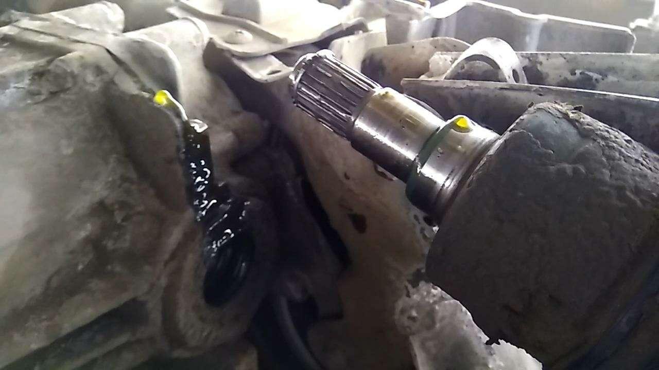Какбракованный рычаг подвески чуть неубил мой Suzuki— фото 970148