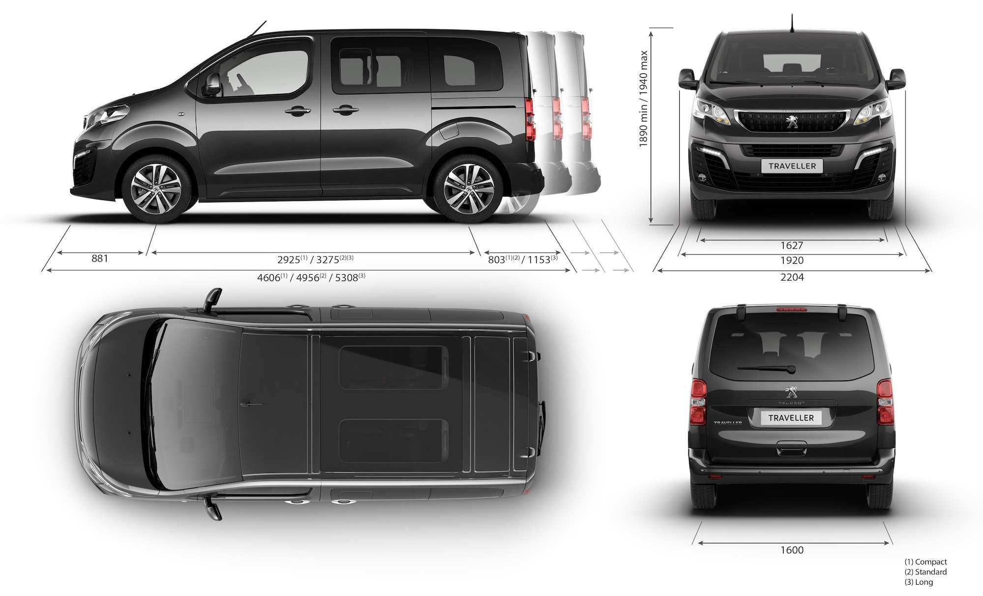 Peugeot Traveller VIP Business: сообразим насемерых?— фото 905199