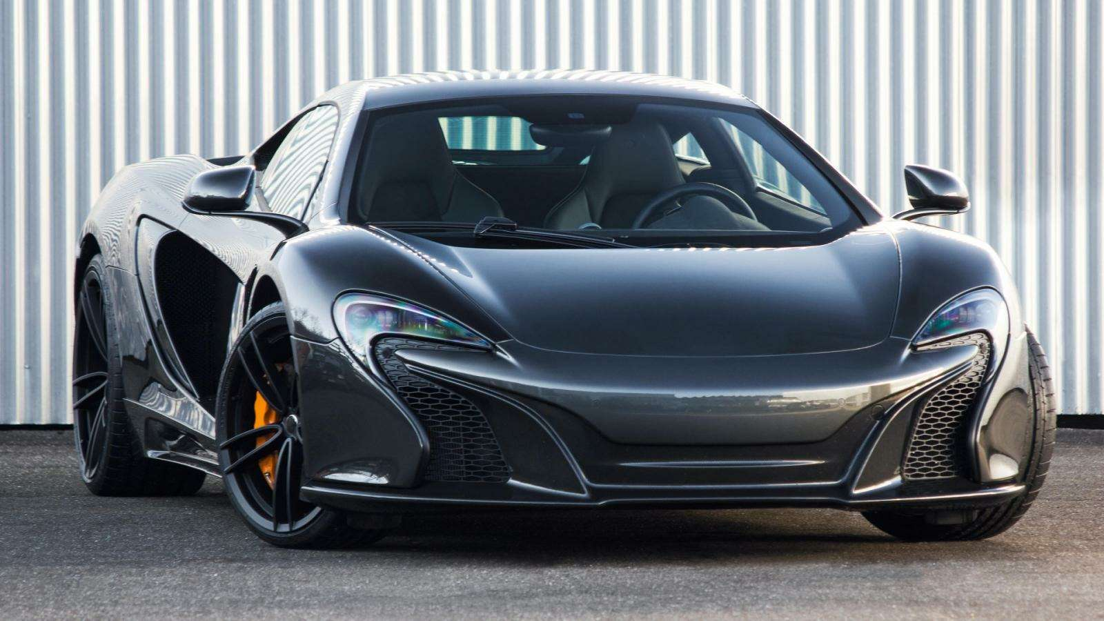 Изряда вон: тюнеры взялись за«средний» McLaren— фото 575552