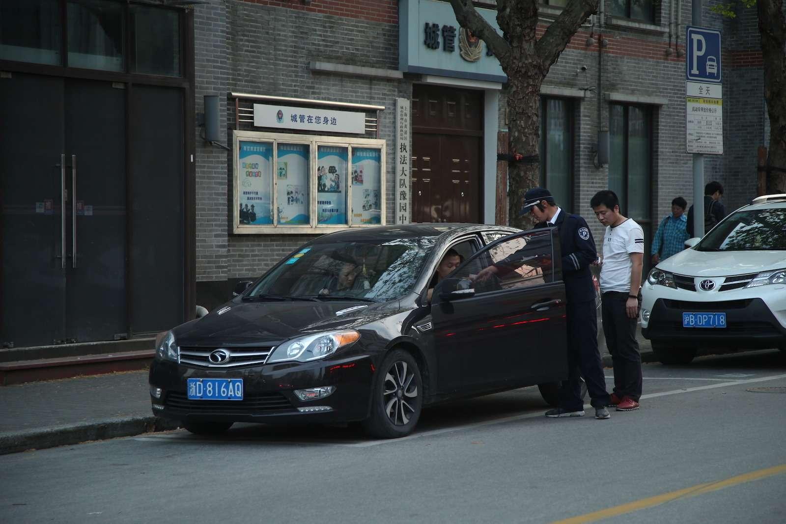 Каксобирают кроссоверы вКитае— фото 751587