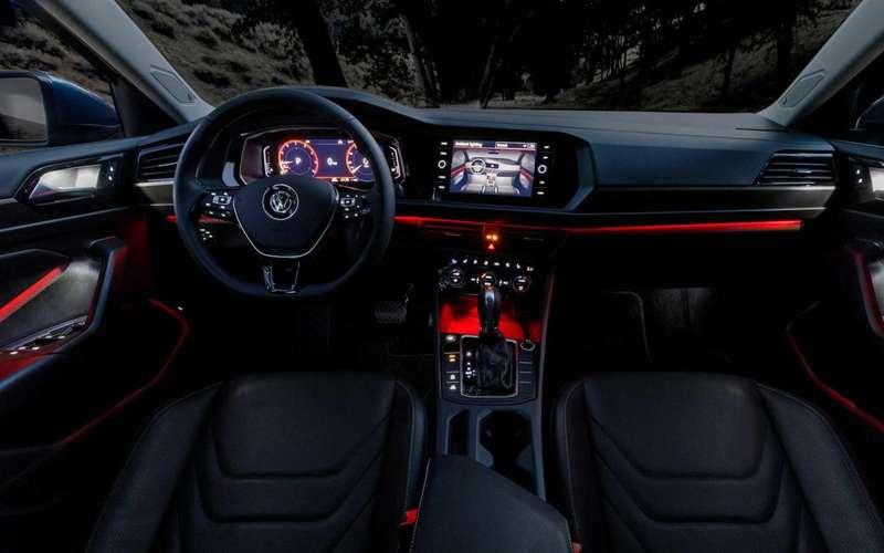 Volkswagen Jetta вРоссии получит бюджетную версию